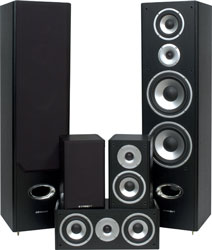 Streem HT-808 Surround Sound Speaker Package