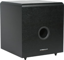 Streem SW-10 Low Frequency Powered Subwoofer